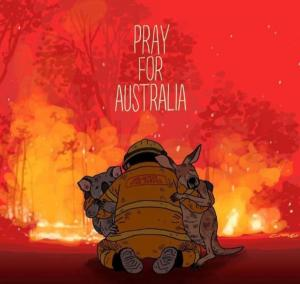 From natural conflagration to tragic disasters, Australian Wildfires.